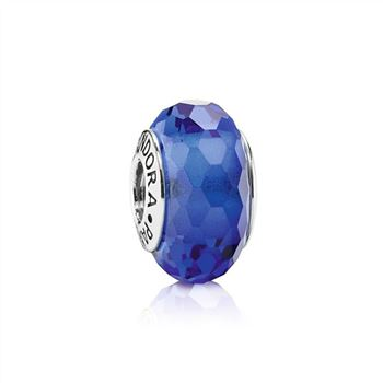 Pandora Fascinating Blue Charm, Murano Glass 791067